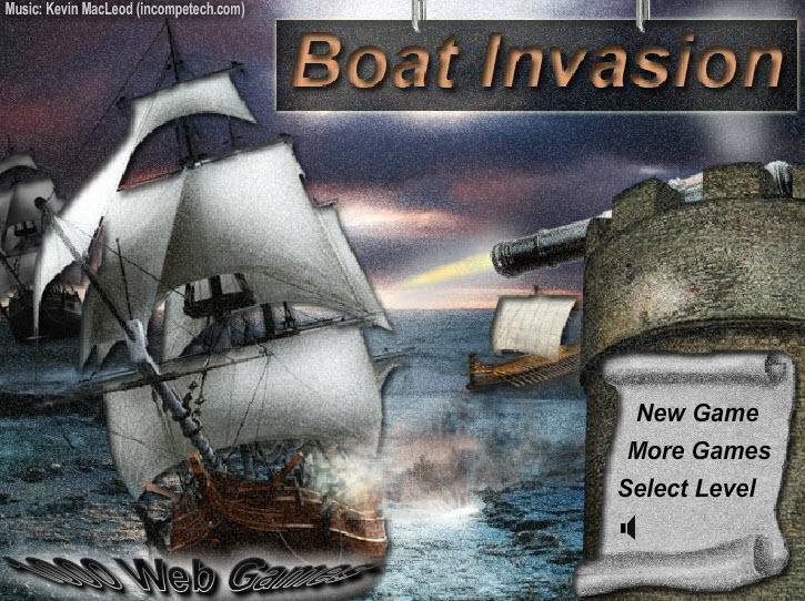 Вторжение флота