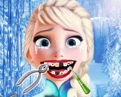 Лечить зубы Эльзе