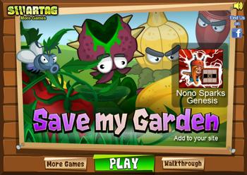 Спаси мой огород