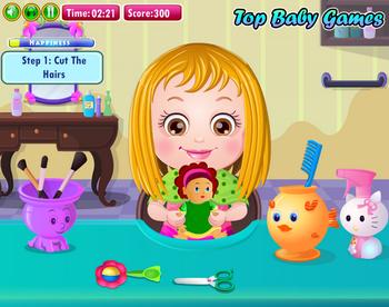 Игры для девочек хейзел на прививку