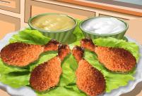 Кухня Сары: Запеченная курица