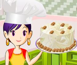 Кухня Сары: Пирог