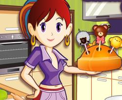 Кухня Сары: Печенье на палочке