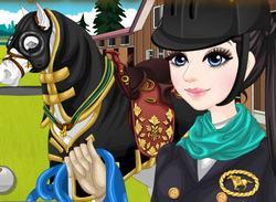 Барби и её лошадь