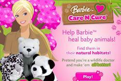 Барби: уход и лечение