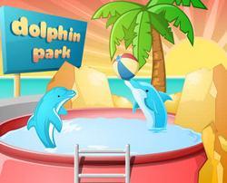 Выступает дельфин 8