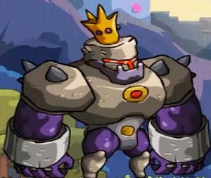Защитник королевства