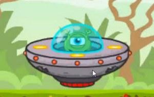 Побег пришельца