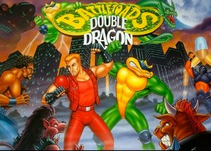 Battletoads and Double Dragon