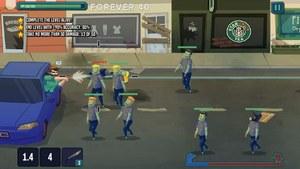 Улица зомби