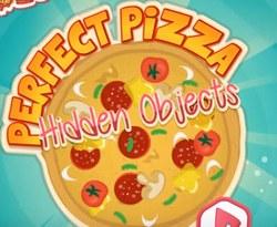 Поиск Предметов: Идеальная пицца