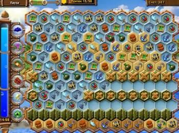 сокровища морей играть онлайн