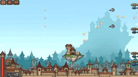 Крепость Магнус