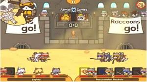 Ударный отряд котят 4: Лига воинов