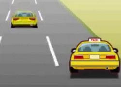 Гонки на такси
