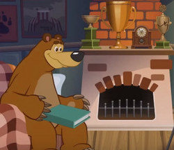 Маша и Медведь: Найди отличия