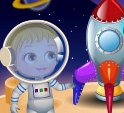 Малышка Хейзел и инопланетный друг