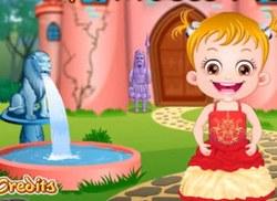 Малышка Хейзел: Макияж принцессы