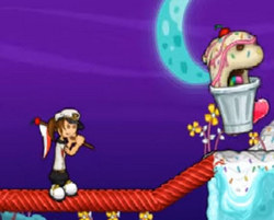 Папа Луи бродилка 3: Нападение мороженого