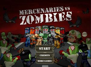 Наемники против зомби