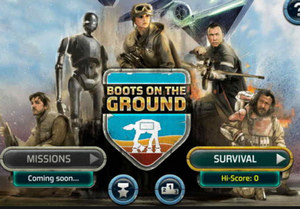 ROGUE 1: BOOTS ON THE GROUND