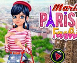 Леди Баг: Парижская мода Маринет