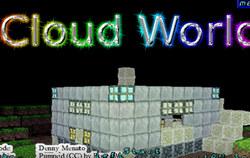Майнкрафт Cloud Worlds