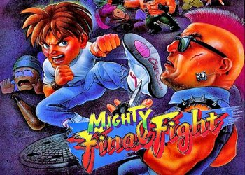 MIGHTY FINAL FIGHT на русском