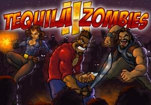 Текила зомби 3
