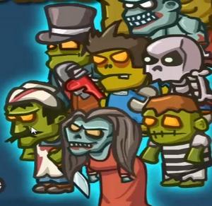 Тактика зомби