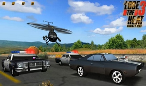 Гонки с полицией 3Д