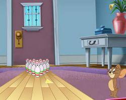 Том и Джерри: боулинг
