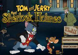 Том и Джерри как Шерлок Холмс