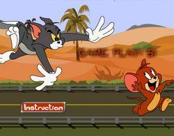 Лабиринт Тома и Джерри