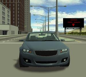 Симулятор вождения 3Д