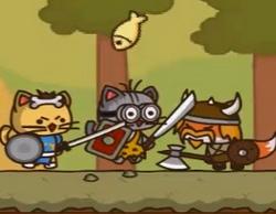 Коты: Ударная сила