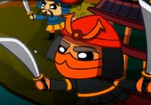 Ниндзя защитник