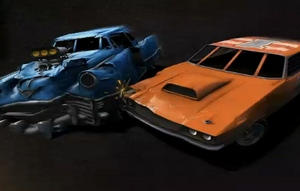Разрушение машин