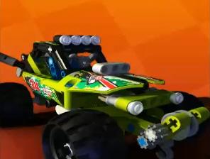 Лего Техник гонка