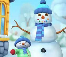Доктор Плюшева: Слепить Снеговика