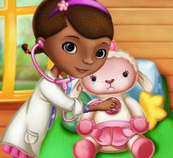 Доктор Плюшева: Вылечи Лэмми