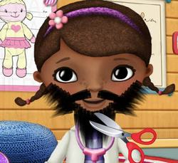 Сбрей бороду Доктору Плюшева