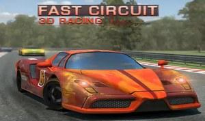 Быстрая гонка 3Д