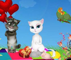 Анжела и Том: День Валентина