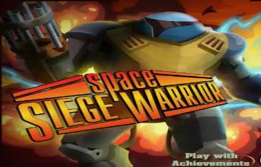 Космический осадный воин