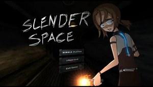 Слендер в космосе