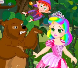 Принцесса Джульетта: Лесные Приключения
