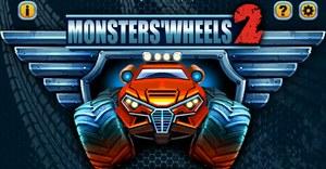 Машинки монстры 2