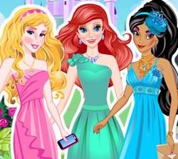 Принцессы Диснея идут в школу