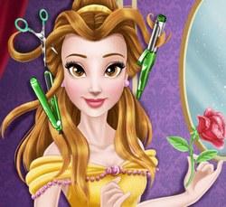 Прическа принцессе Диснея